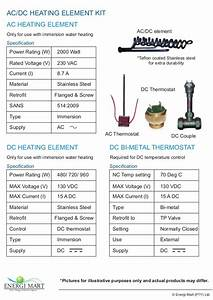 Energimart Pv Water Heating Installation Guide