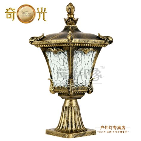column ls wall light quality fashion l post outdoor