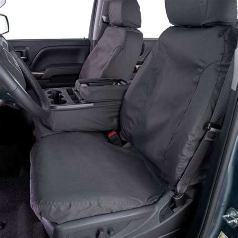 Covercraft Seatsaver Custom Polycotton Seat Covers (first