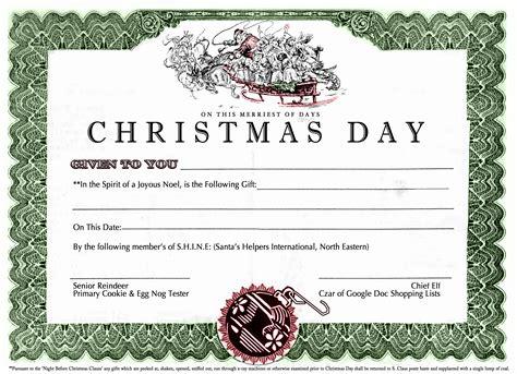 chritmas gift certificate new calendar template site