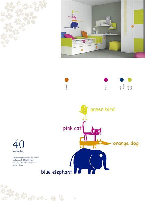 dalla al lettino decorare con gli adesivi adesivi da parete stickers