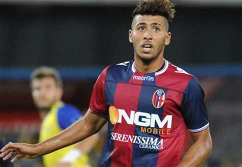 algeria tunisia tussle  bologna midfielder saphir