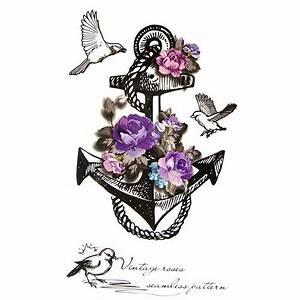 Tatouage Ancre Signification : tatouage marin ancre cochese tattoo ~ Nature-et-papiers.com Idées de Décoration