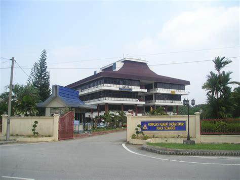 Pejabat agama islam daerah hulu selangor. Portal Rasmi PDT Kuala Selangor Hubungi Kami