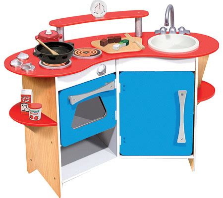 and doug play kitchen doug cooks corner wooden kitchen free shipping