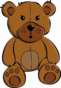 Baby Teddy Bear Clipart | Clipart Panda - Free Clipart Images