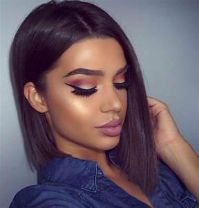 instagram: exteriorglam she has very beautiful make-up ...