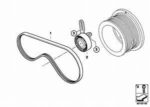 Original Parts For E70 X5 4 8i N62n Sav    Engine   Belt
