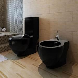 Toilette Bidet Kombination : stand toilette wc inkl softclose wc sitz standbidet bidet keramik wc sitz ebay ~ Michelbontemps.com Haus und Dekorationen