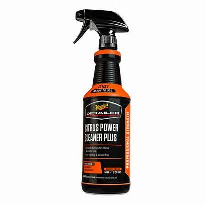 Meguiar Cleaner Citrus Power Spray Purpose Removing