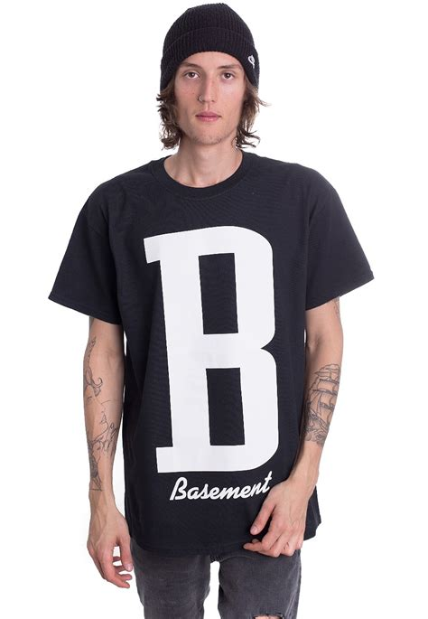 Basement  B  Tshirt  Official Melodic Hardcore