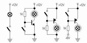 turn on led on open circuit With wiringpi turn on led