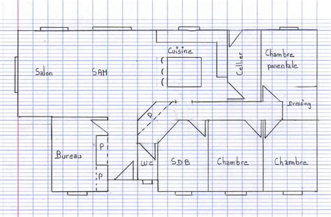 Creer Plan De Maison Dessiner Un Plan De Maison Gratuit 10225 Sprint Co