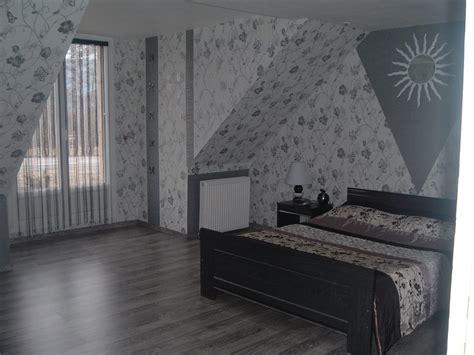 chambre blanche et chambre grise et blanche photo 1 2 chambre noderne de