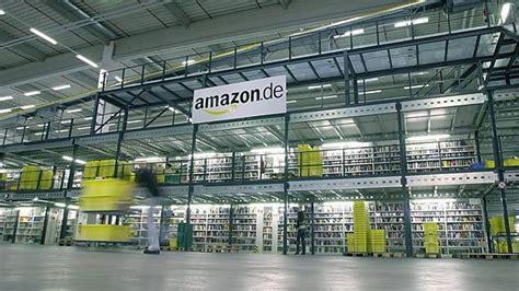 So Funktionieren Lager Und Versand Bei Amazon