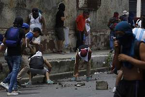 Violence at protests in Nicaragua leaves 2 more dead   The ...