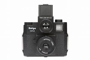 Holga 120 Twin Lens Reflex Camera With Plastic Lens