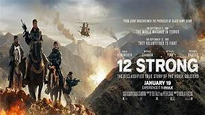 12 STRONG - New Poster! | Zay Zay. Com