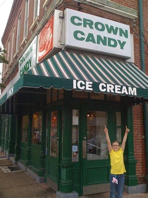 crown candy kitchen yelp