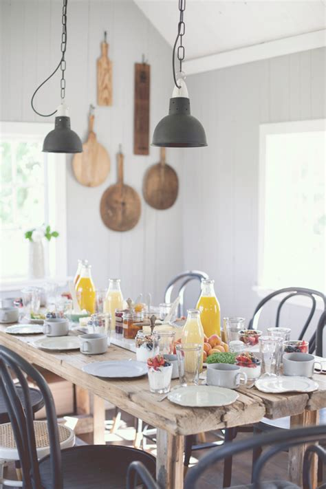 A Cozy Scandinavian Country Kitchen  The Style Files