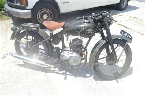 zündapp db 200 1951 zundapp db 200 for sale on 2040 motos