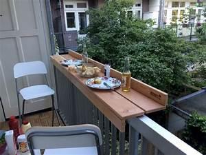 Kleinen Balkon Gestalten Günstig : 50 ideen wie man die kleine terrasse gestalten kann ~ Michelbontemps.com Haus und Dekorationen