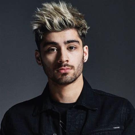 Zayn Malik's Newest Hairstyle in 2017