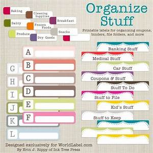 best 25 file folder labels ideas on pinterest folder With document organization ideas