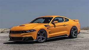 Ford Mustang as Saleen S302 Black Label with 811 PS V8