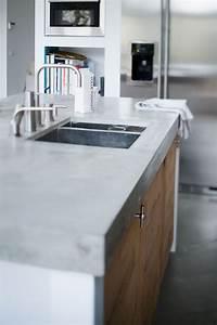 Protege Plan De Travail : plan de travail cuisine en 71 photos id es inspirations ~ Premium-room.com Idées de Décoration