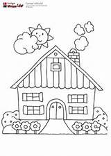 Coloring Pages Number Mom Cottage sketch template