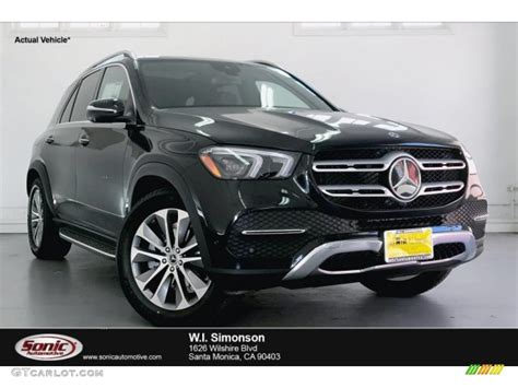 Factory options on this very loaded gle 350 in black include 3rd row option. 2020 Black Mercedes-Benz GLE 350 #135780581 | GTCarLot.com - Car Color Galleries
