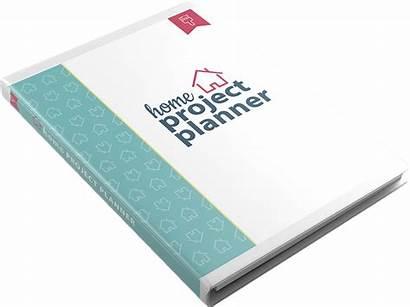 Project Planner Binder Printable Transparent Kit Offer