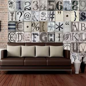 Typography Wallpaper For Walls