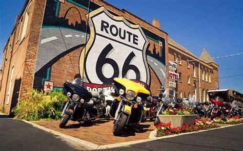 chambre hotel 4 personnes route 66 en harley voyage la route 66 en moto planet