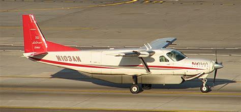 AirNet Systems Cessna 208B Caravan