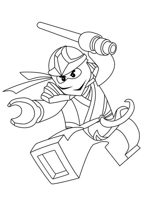 zane ninjago coloring pages  kids printable