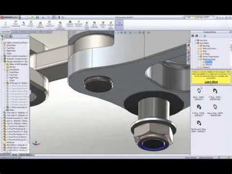 solidworks  design cad software   youtube