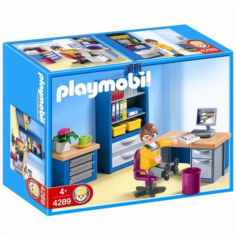 bureau de poste playmobil playmobil 4289 bureau achat vente univers miniature cdiscount