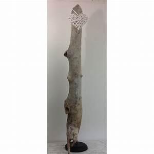 Tronc Bois Flotté : grande lampe tronc ~ Dallasstarsshop.com Idées de Décoration