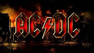 Music Wallpaper: Ac Dc Thunderstruck Wallpapers Phone with ...