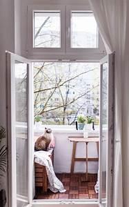 Balkon Bank Klein : 25 beste idee n over kleine balkons op pinterest klein ~ Michelbontemps.com Haus und Dekorationen