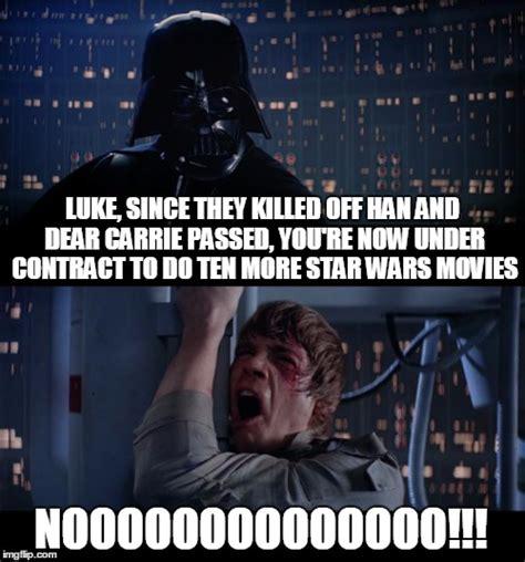 Last Jedi Memes - the last jedi loses it imgflip