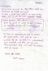 moms lunchbox letters to daughter published 11 yrs later With mother daughter letter writing kit