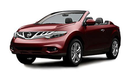 nissan murano crosscabriolet awd dr convertible