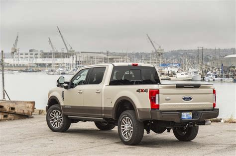 2019 Ford F250 Tail Light High Resolution Image  Car And