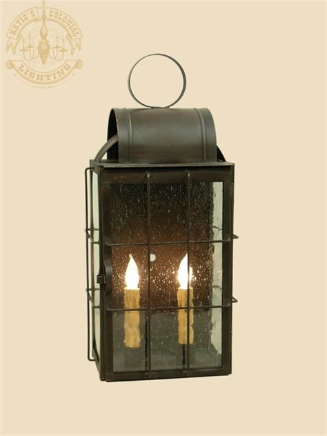 danbury primitive colonial outdoor lights s