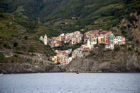cinque terre photos de voyage en italie