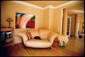 Wohnzimmer Farbe Gestaltung : individuelle wohnideen f rs wohnzimmer entdecken ~ Markanthonyermac.com Haus und Dekorationen