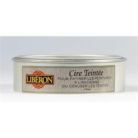 Patine Cuisine Liberon Cire Teintée Pour Meuble Liberon Malaga 150 Ml